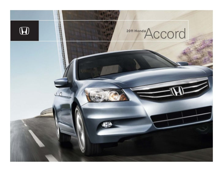Accord2011 Honda