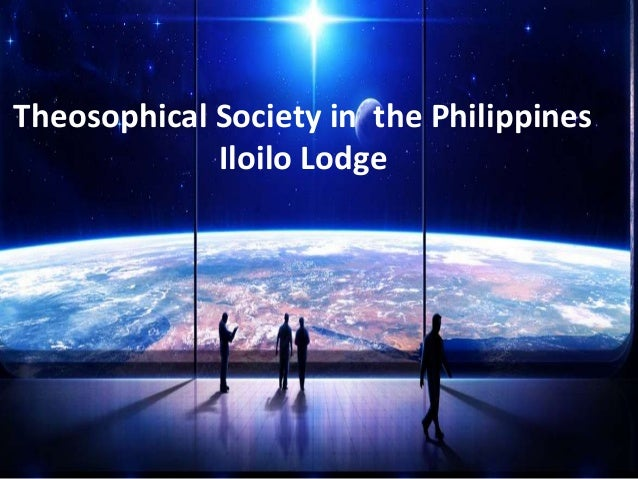 Theosophical Society in the Philippines Iloilo Lodge
