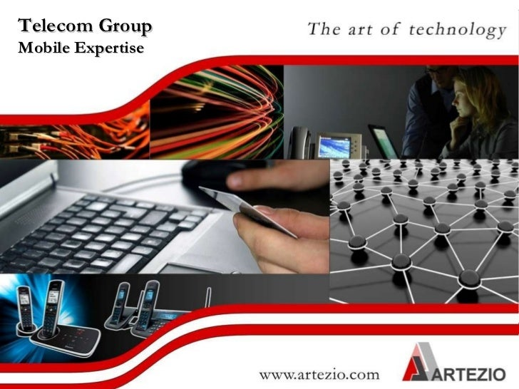 Telecom Group Mobile Expertise