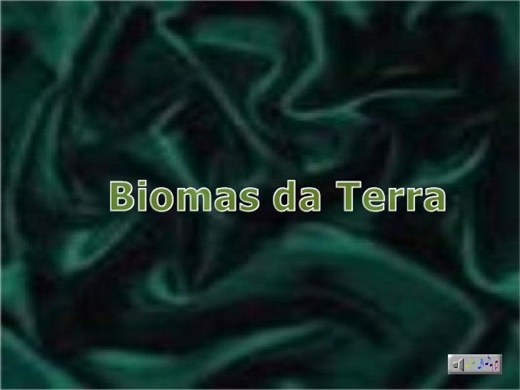 2011 biomas projeto