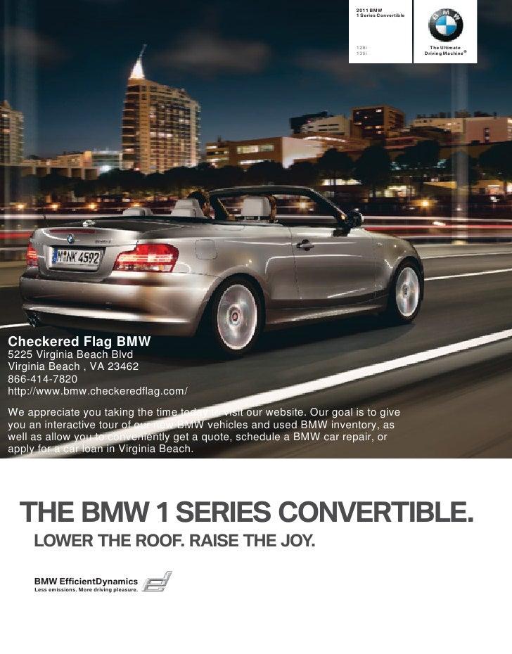 2011 BMW                                                                        1 Series Convertible                      ...