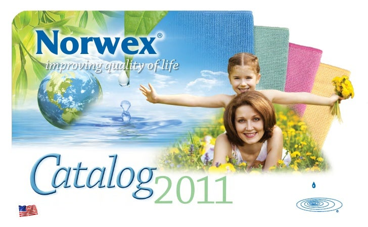 2011 Norwex Catalog (USA)