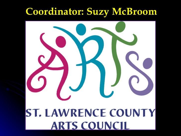 Coordinator: Suzy McBroom