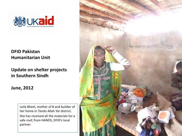 2011 dfid response in photos june 26 2012