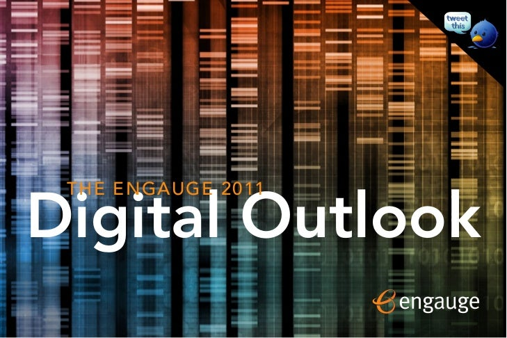 The 2011 Digital Outlook