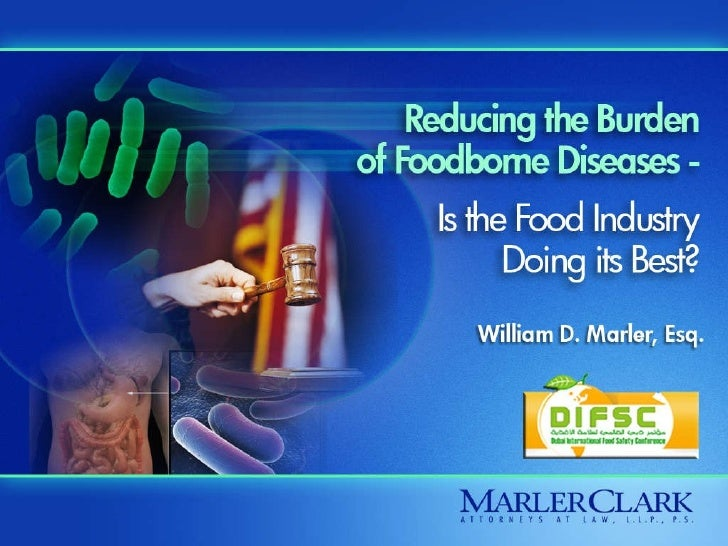 2011 Dubai IFS Conference: Reducing Foodborne Illness with Bill Marler