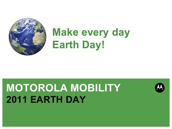 2011 earth day_presentation-slideshow