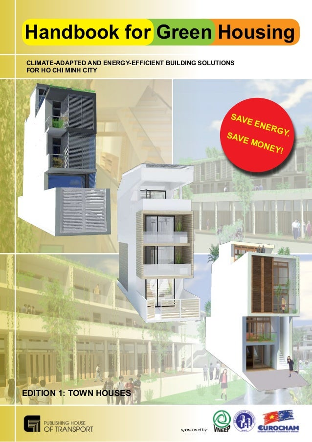 Handbook for Green Housing - Edition 2011