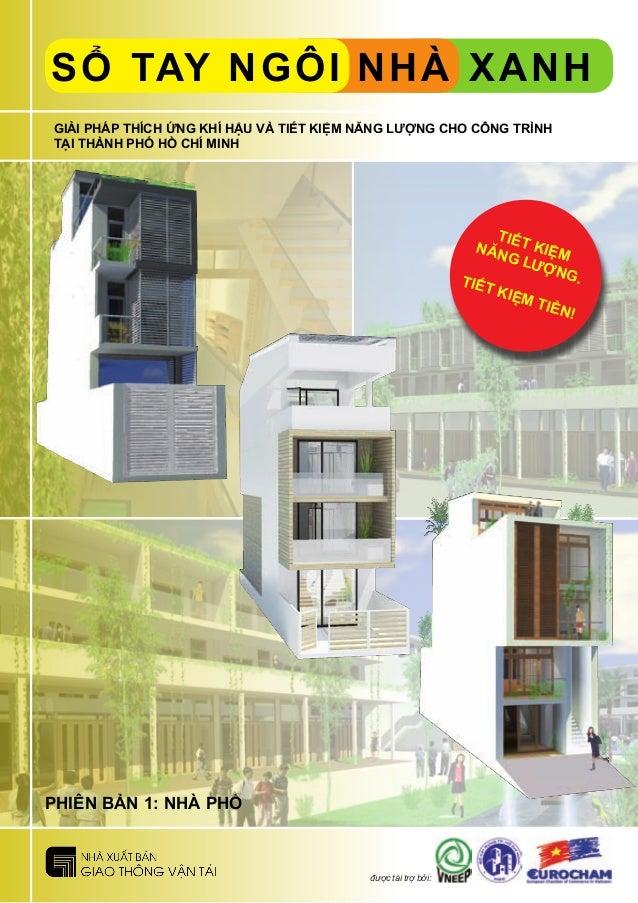 Sổ tay ngôi nhà xanh - Edition 2011