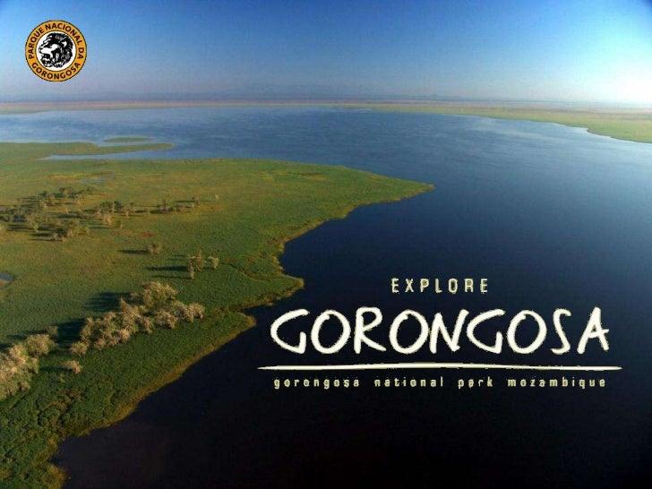 2011 Explore Gorongosa Presentation