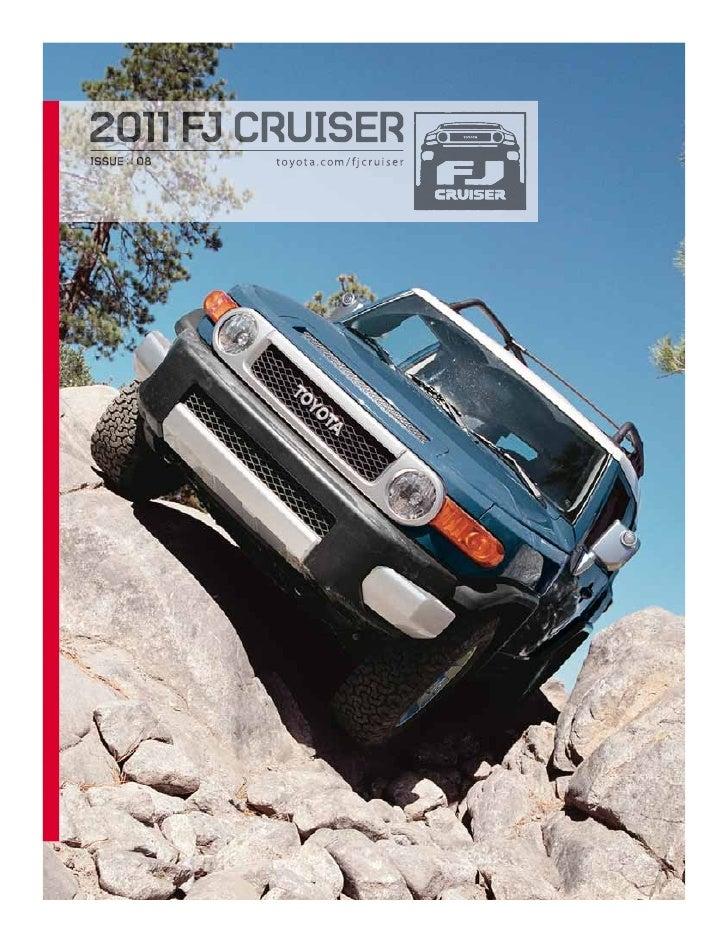 2011 Toyota FJ Cruiser For Sale Dallas