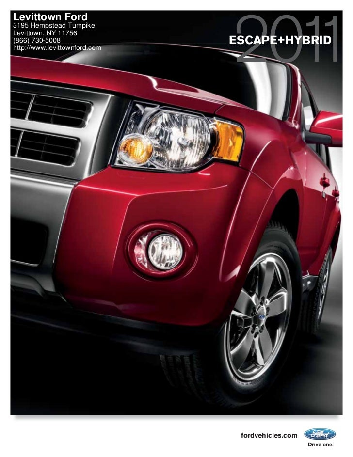 2011 Ford Escape For Sale NY | Ford Dealer Serving Long Island