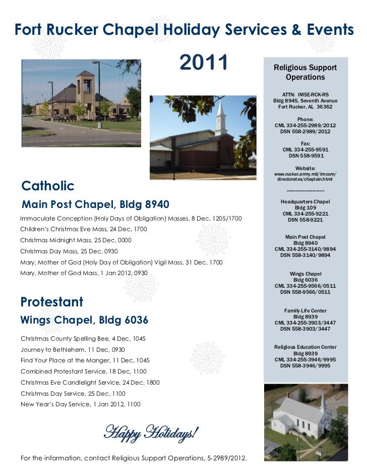 2011 fort rucker chapel holiday services (1)