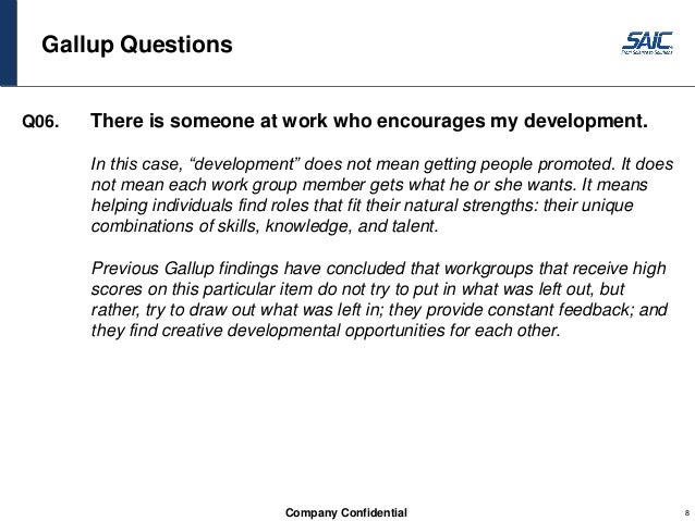 gallup employee engagement survey pdf