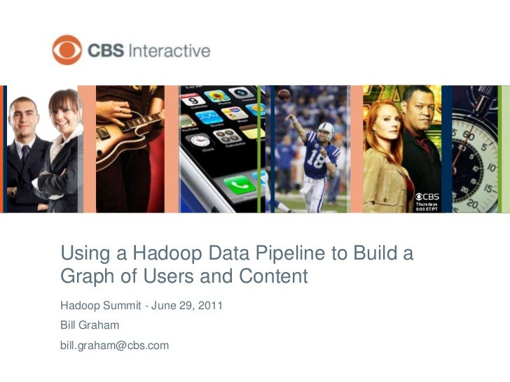 Using a Hadoop Data Pipeline to Build a Graph of Users and Content <br />Hadoop Summit - June 29, 2011<br />Bill Graham<br...