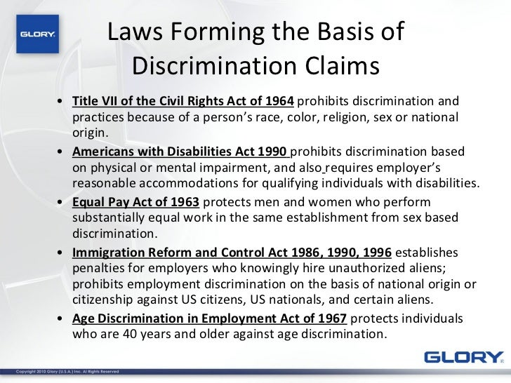 civil rights and employment discrimination California department of corrections and rehabilitation office of civil rights.