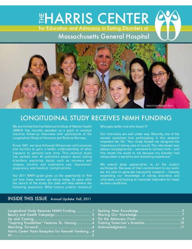 2011 harris center newsletter