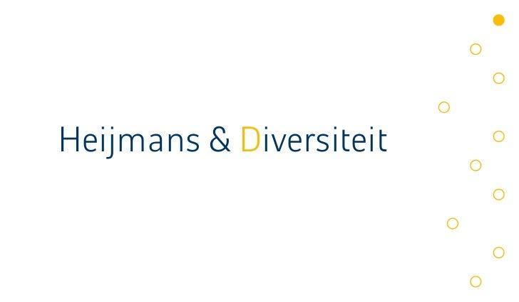 Heijmans en Diversiteit