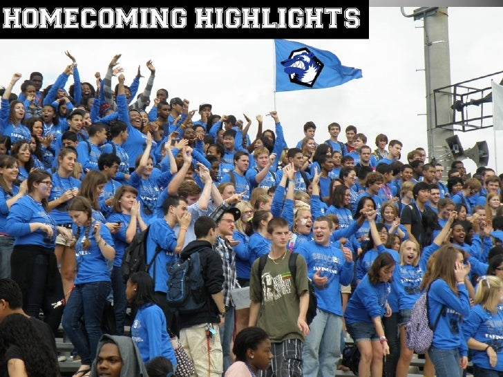 2011 h omecoming highlights