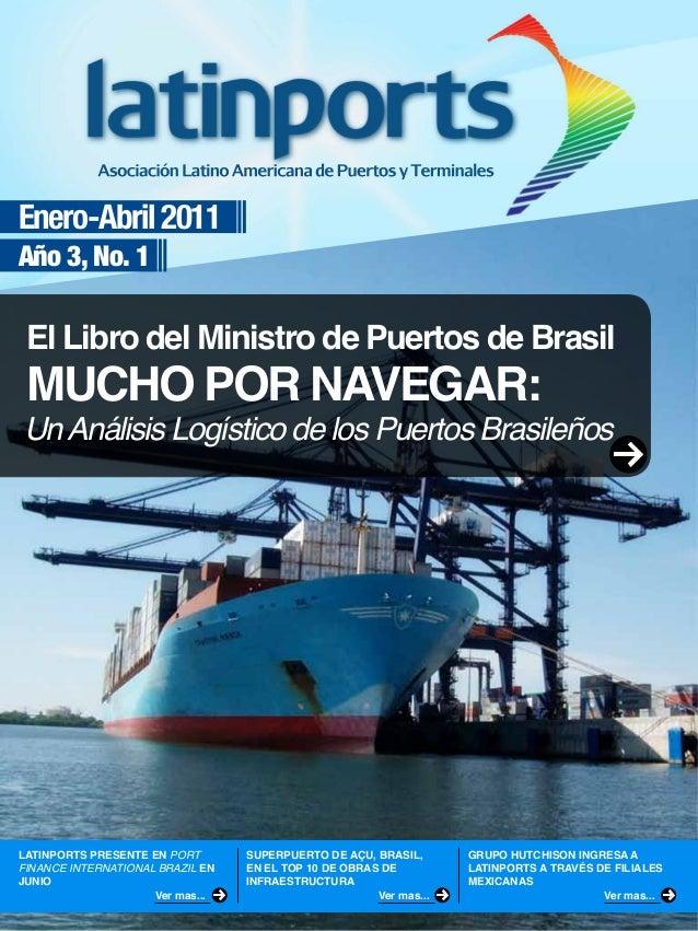 Latinports Boletín Informativo Enero-Abril 2011