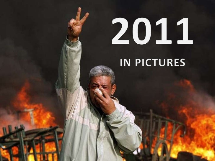 2011 IN PICTURES
