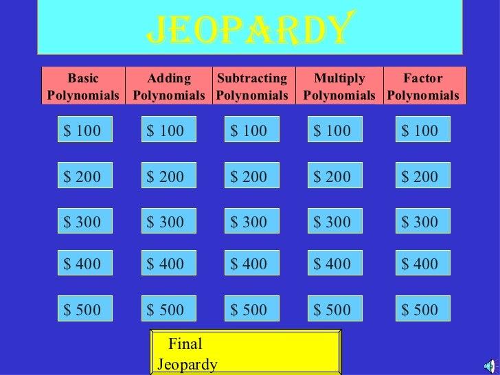 2011 jeopardypolynomials