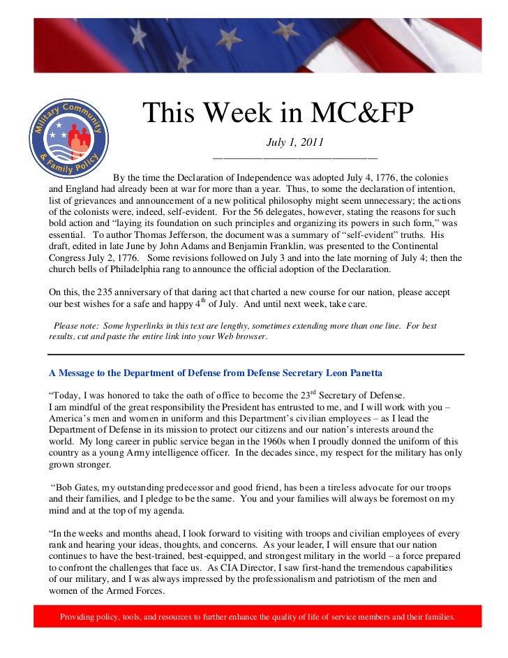 2011 july 1  this week in mc&fp  (1)