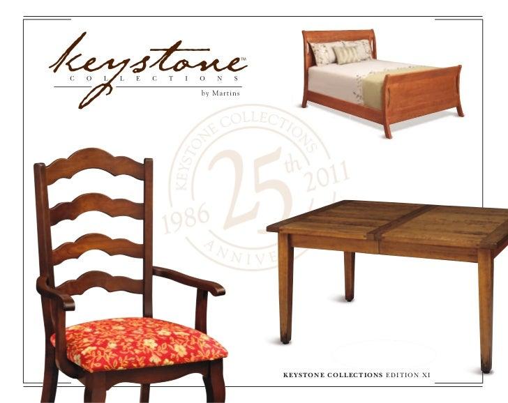 Keystone Collection Furniture Catalog