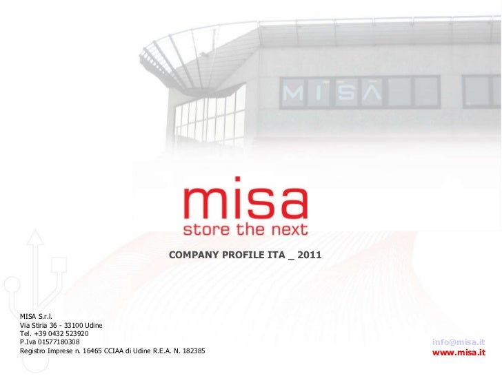 2011 misa ita def