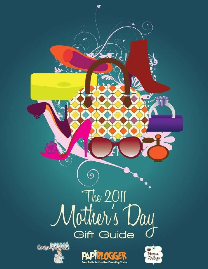 2011 Mother's Day Gift Guide (English)