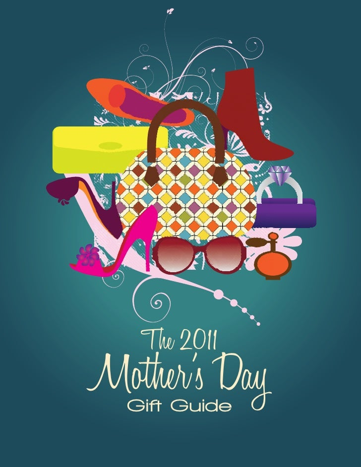2011 Mother's Day Gift Guide (Spanish)