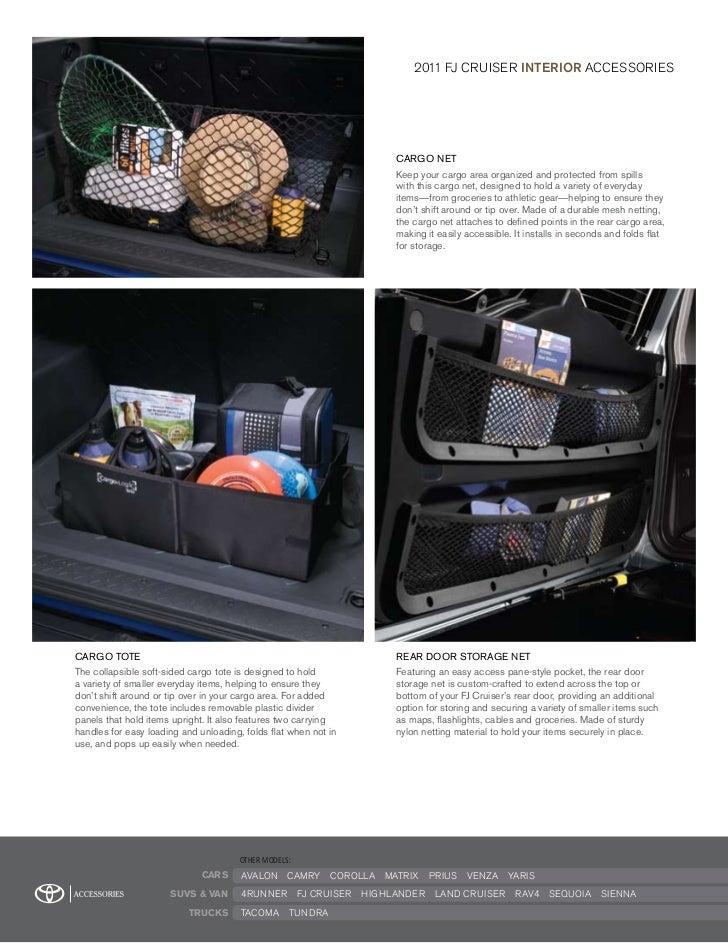 Toyota Tacoma Interior Accessories Autos Post