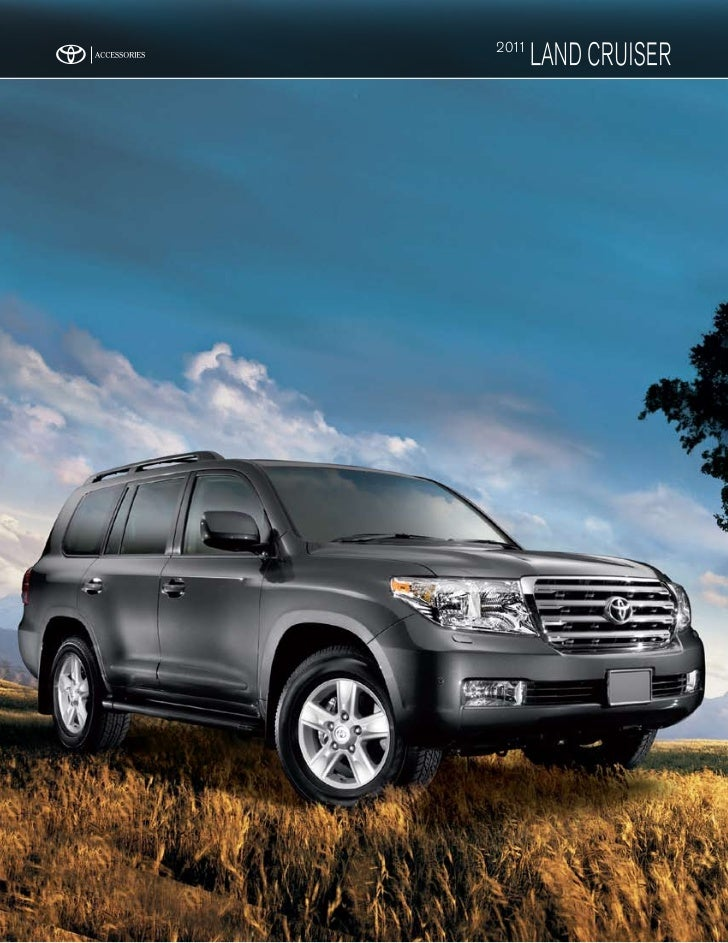 2011 Toyota Land Cruiser Dallas