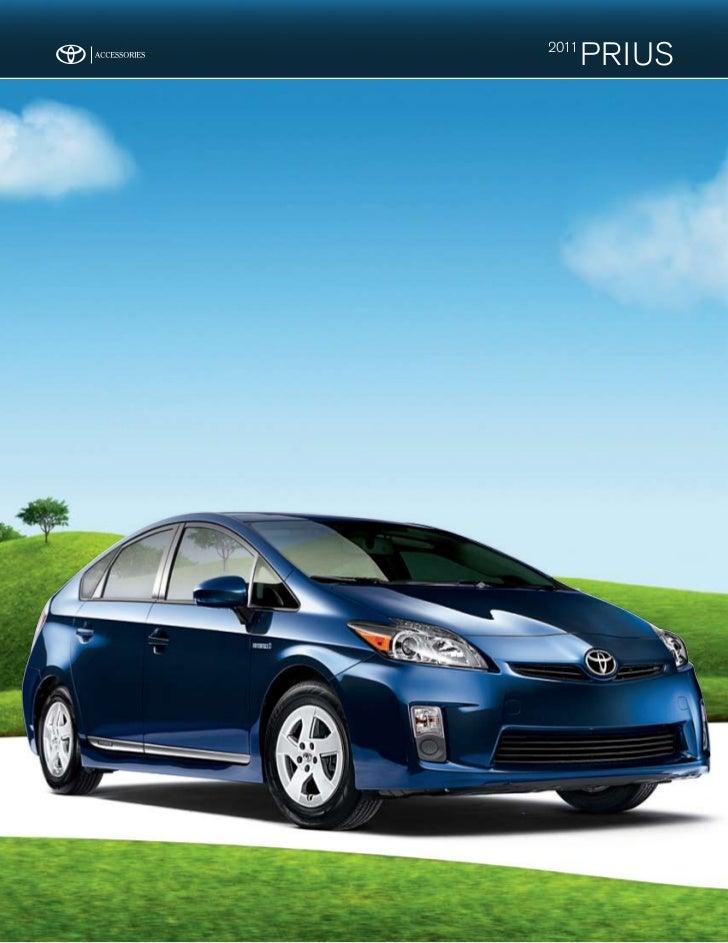 2011 Toyota Prius Accessories Dallas