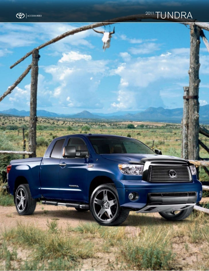 2011 Toyota Tundra Accessories Dallas