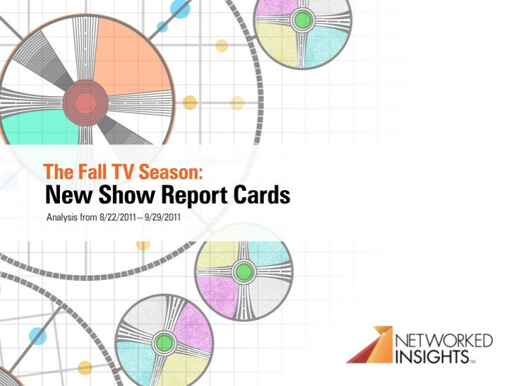 2011 New Fall TV Show Report Card