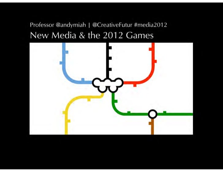 New Media and the London 2012 Olympics