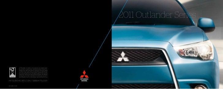 2011 Mitsubishi Outlander at Jerry's Mitsubishi in Baltimore Maryland