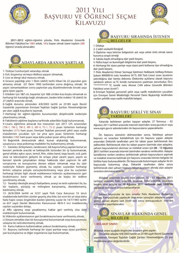 2011 polis akademisi_giris_kosullari