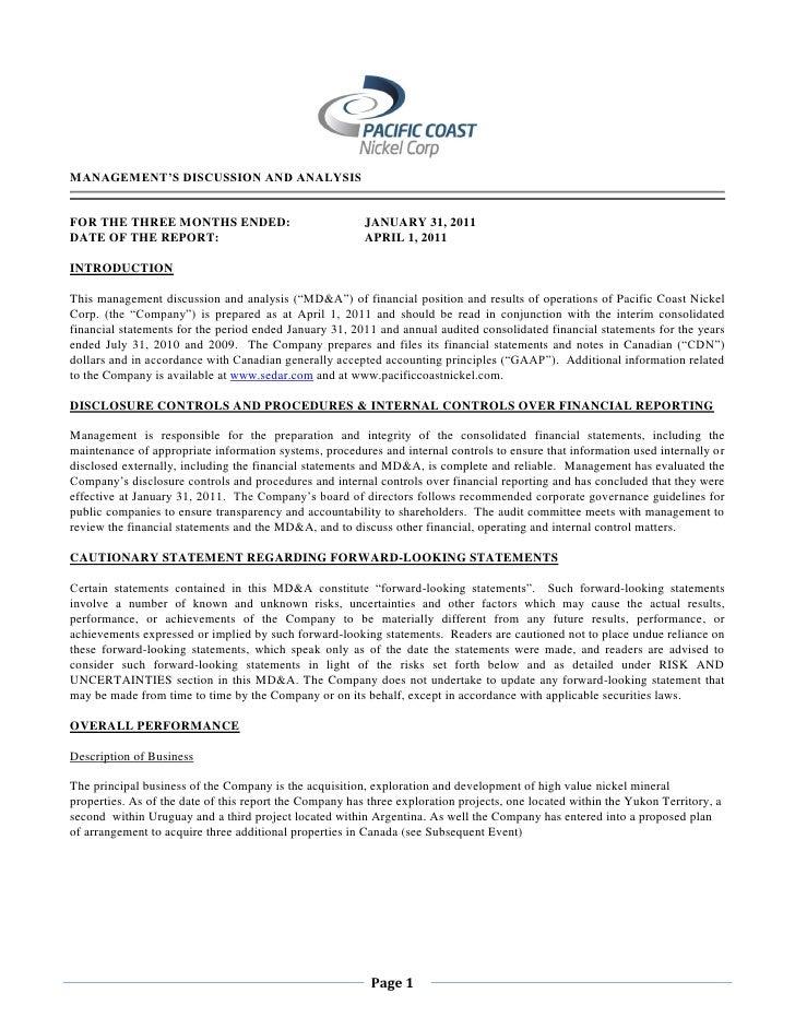2011_Q2 MD&A & Interim Financial Statements