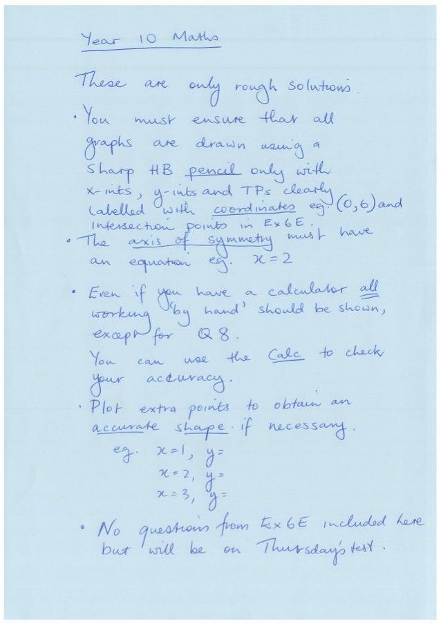 2011 quadratics test solutions bmc