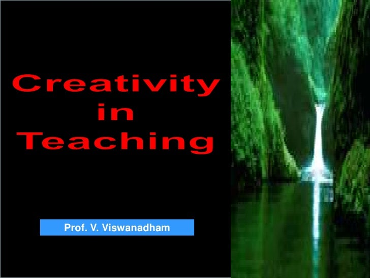 2011 Sep 05   Creativity in Teaching - Teacers' Day at SSIM - [Please download and view to appreciate better the beauty of animation]