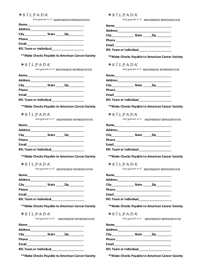 raffle sheet template free | datariouruguay