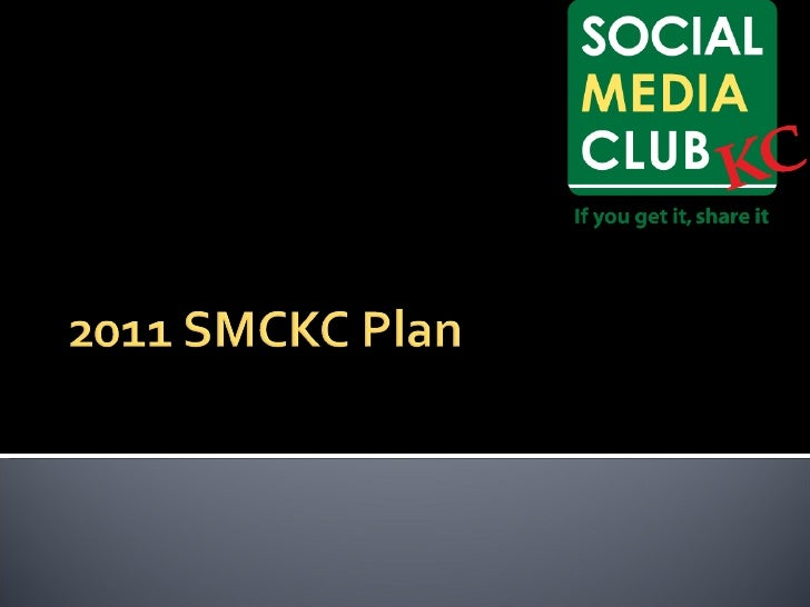 Membership . Our most important priority is YOU! Social Media and therefore, SMCKC is first and foremost about engagement,...