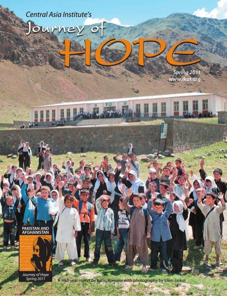 Central Asia Institute | Spring 2011 Report