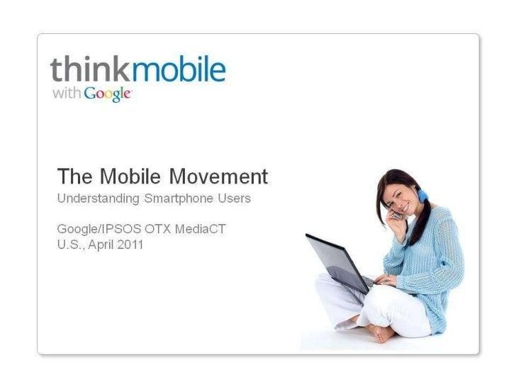 2011 The Mobile Movement