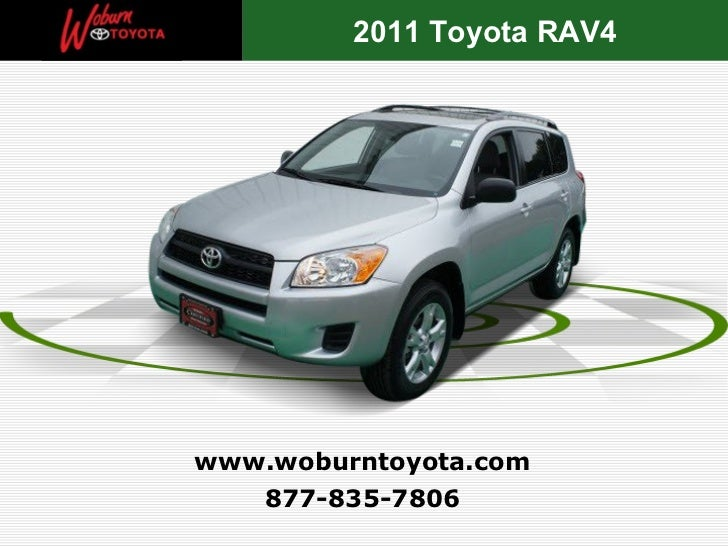 Boston - Used 2011 Toyota RAV4