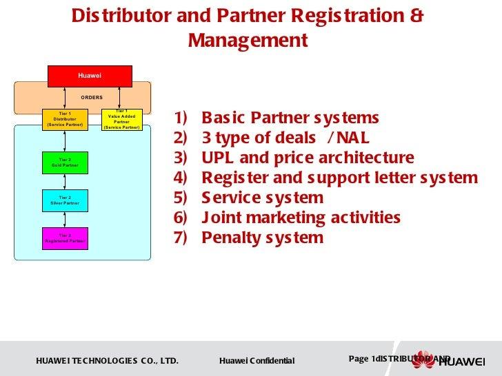 Distributor and Partner Registration & Management Page  dISTRIBUTOR AND  <ul><li>Basic Partner systems  </li></ul><ul><li>...