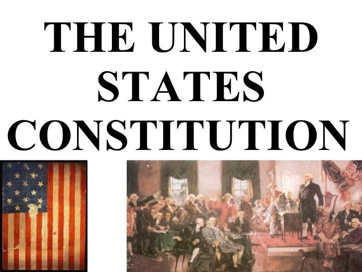 2011 United States Constitution
