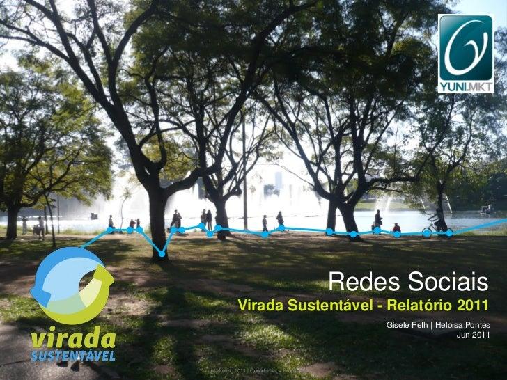 2011 virada sustentável_relatório_redessociais
